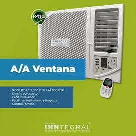 Aire Acondicionado Ventana 9000 Btu/h