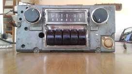 ANTIGUA RADIO DE RAMBLER AMBASSADOR segunda mano  Bahía Blanca, Buenos Aires
