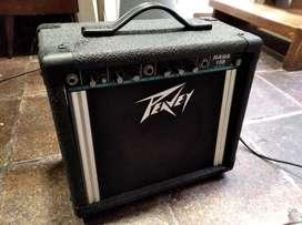 Peavey Rage 158 amplificador guitarra
