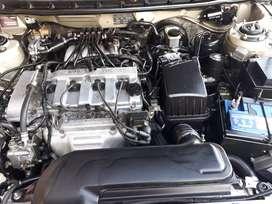Nuevo milenio 2002 automatico cojineria en cuero airbag 2 carteras electricas  pelicula decseguridad y polarizado