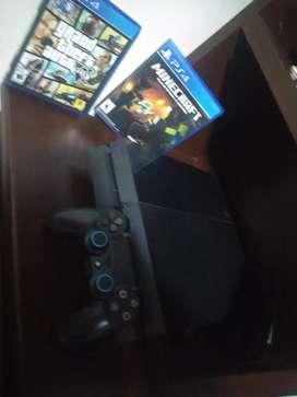 Playstation 4 Normal En Buen estado