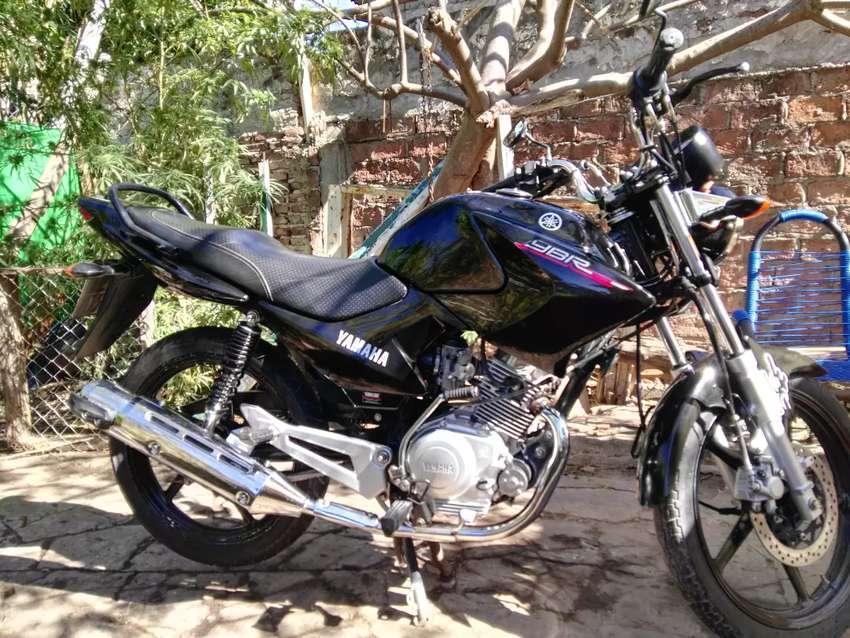 Yamaha Ibr 125 full 10 punto 0