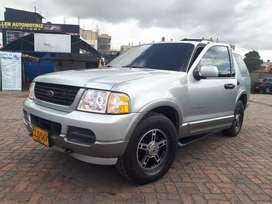Vendo hermosa ford explorer modelo 2003 con 130 mil kilometros full equipo