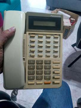 TELFONO PANASONIC KX-T7030