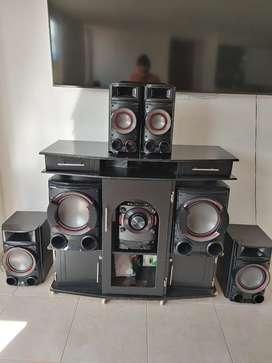 Ganga Equipo De sonido LG