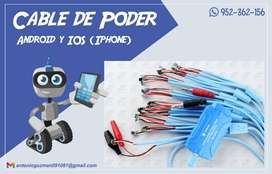 Cable de Poder / Android-ios