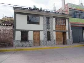 Por Ocasión se Vende Casa en Cusco - San Jerónimo.