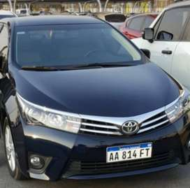 Toyota Corolla 2017 cvt pack 1.8 automatico. Impecable 28000km