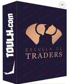 Curso en linea: escuela de traders