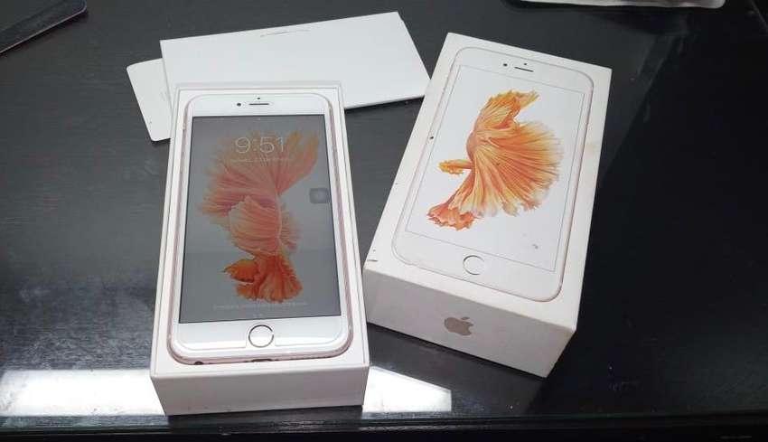 Iphone 6s Plus - Rose Gold 0