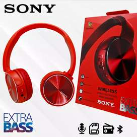 Diadema Bluetooth Sony inalámbrica