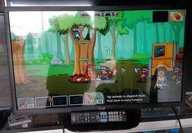 Vedo tv LG Smart 32 pulgadas