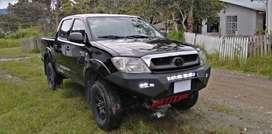 Toyota Hilux 2010 2kd, 4x4 turbo diésel