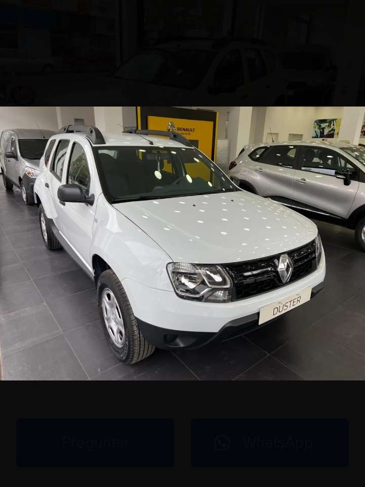 Renault Duster Expression 4x2 0