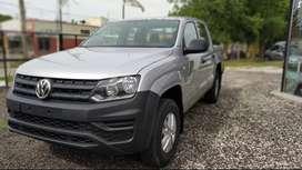 """Volkswagen Amarok 4X4 2.0 Cd Tdi 140cv Trendline Llantas16 """"DISPONIBLE"""""""