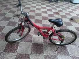 Bicicleta aro 24 para damas