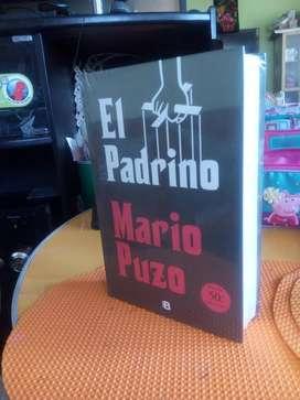 El Padrino Mario Puzo (Tapa Dura)
