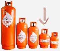 PIPETAS DE GAS ! Unigas! 33 Lt!