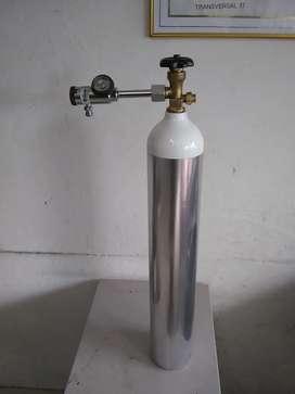 Cilindro Oxigeno Medicinal portátil