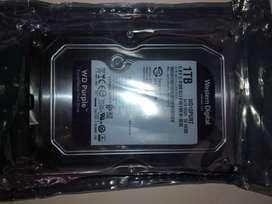 Disco Rígido WD 1 TB Purple /DVR/NVR NUEVO *Sellado*
