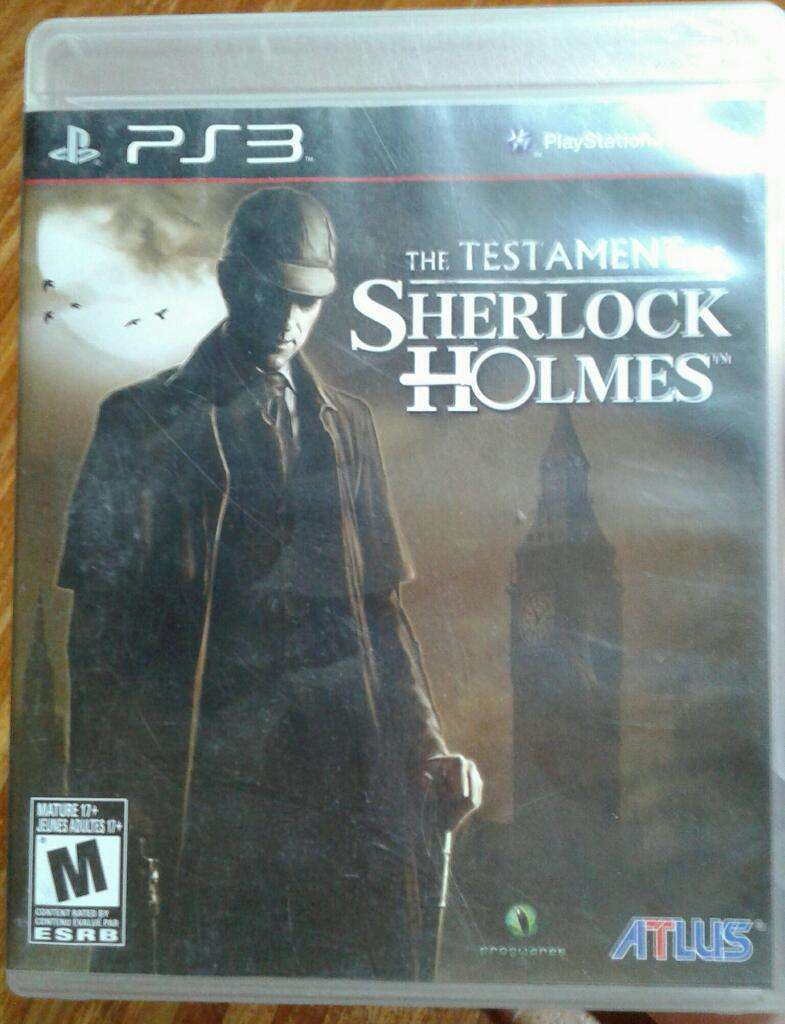 Sherlock Holmes: The Testament 0