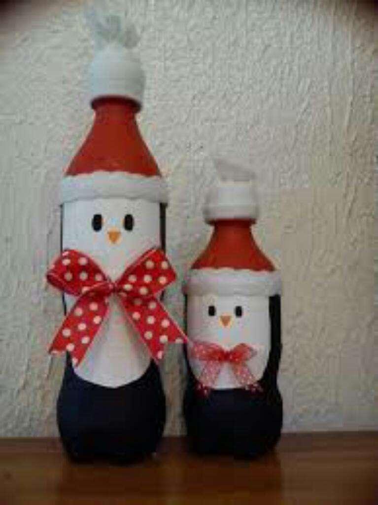 Botellas Navideñas 0