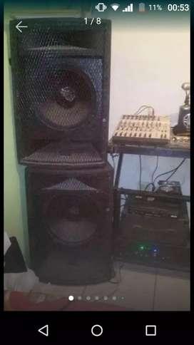 VENDO DJ COMPLETO de MUSICA