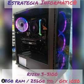 Pc Ryzen 3 3100