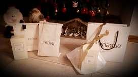 Perfume mujer, Prune II y IV