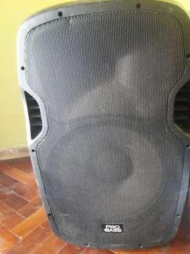 Parlantes Pro Bass 215 X 2