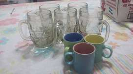 vasos y tazas