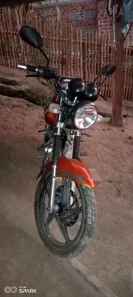 Moto zuzuki gs 125