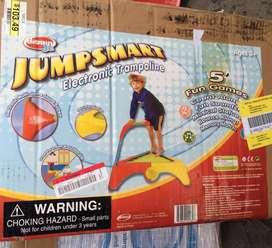 Saltarin Trampolin Jumpsmart Nuevo Original