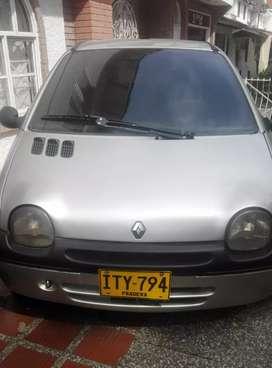 Renault Twingo 2009 crédito fácil por cuotas de $197.000 RECIBO MOTO*