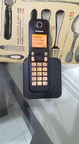 Panasonic con ID y altavoz