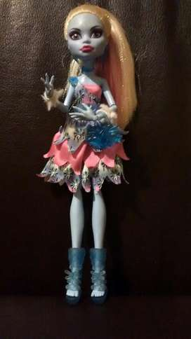 Muñeca Monster High Abey Bominable