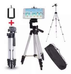 Trípode Profesional para cámaras y celulares  1.02 m