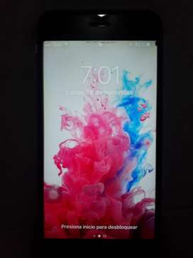 Iphone 6 33 gb gris espacial