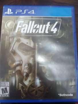 Vendo Fallout 4 en español