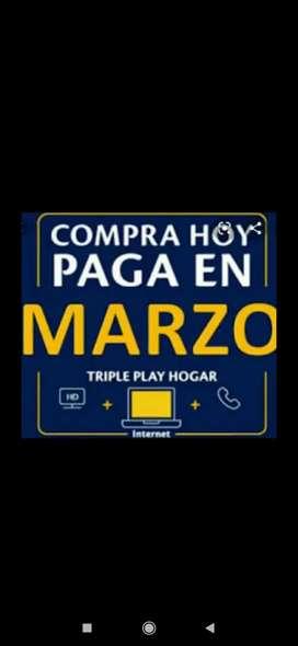 Servicio de Internet Televisión y Telefonía TIGO 97mil