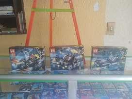LEGOS Batimóvil