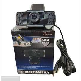 Camara Para Portatil USB 1080P Hogar Estudio Video Conferncias