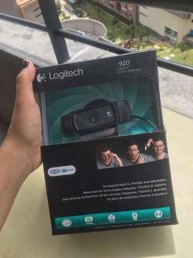 LOGITECH C920 usada