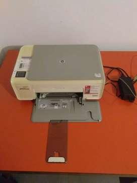 Vendo impresora HP multifunción