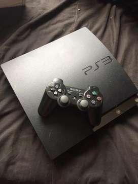 Playstation 3 excelente estados, 2 controles y peliculas