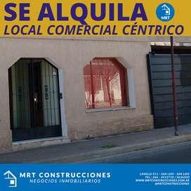 SE ALQUILA LOCAL COMERCIAL CENTRO SAN LUIS