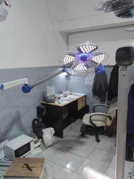 LAMPARAS SCIALITICAS QUIROFANO TRANSFORMADA LED FABRICA