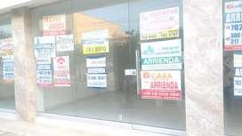ARRIENDO LOCALES COMERCIALES