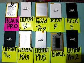 Vendo Baterias Nueva Kalley Originales
