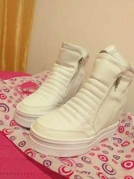 Zapatos de plataforma para mujer